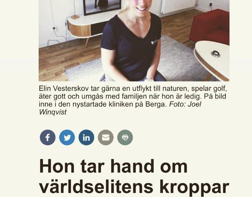 Tack Helsingborg för ett varmt välkomnande