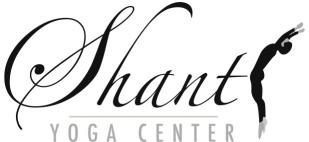 shanti yoga logga