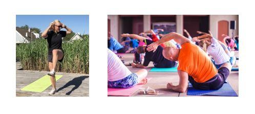 Träningsevent 31/8 Tabata och Yoga!