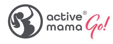 logga activemamago