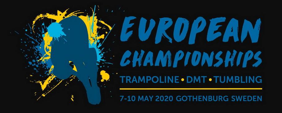 Sportkiropraktor EM i trampolin 2020