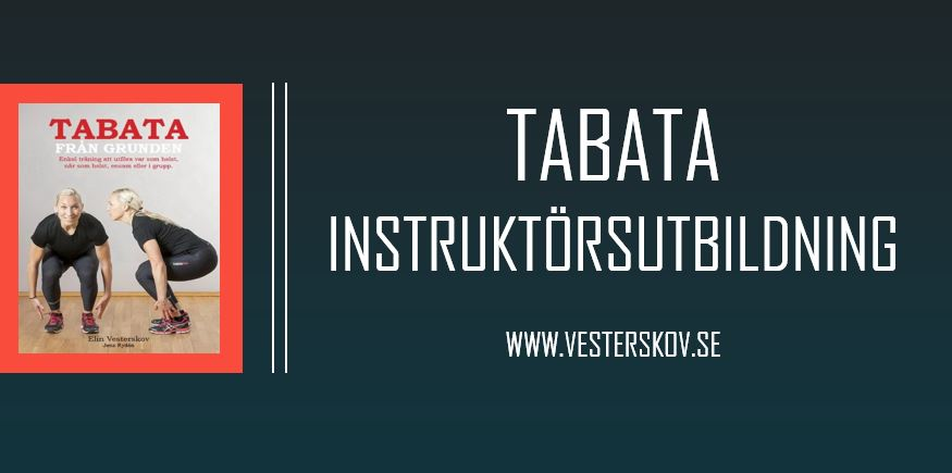 Tabata instruktörsutbildning
