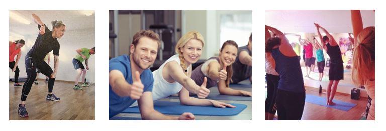 Träningsevent 1/6: Tabata och Yoga!