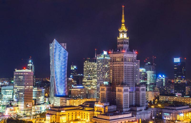 Träningsresa Warszawa 12:e – 15:e mars