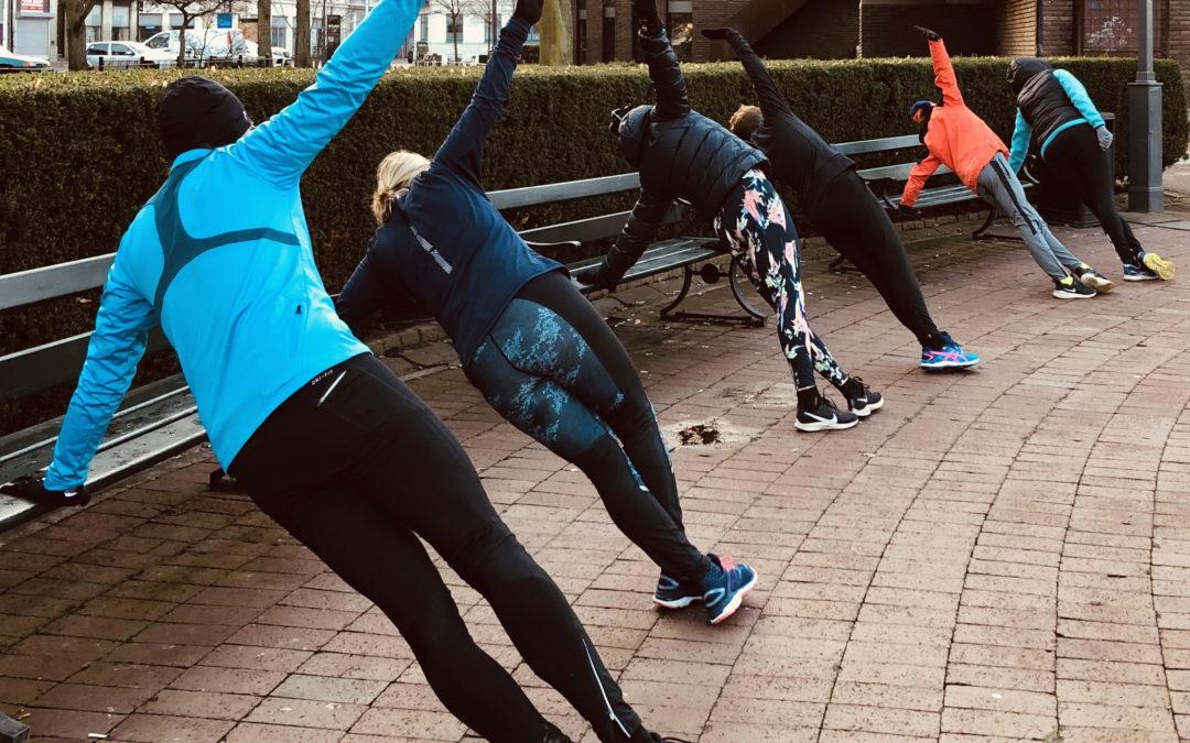 Energiboost: träning med ljusare morgon